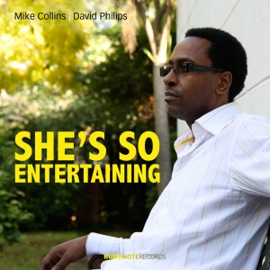 "Cover pic for ""She's So Entertaining"" by Mike Collins & David Philips"