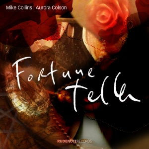 """Cover pic for """"Fortune Teller"""" by Michael & Aurora"""