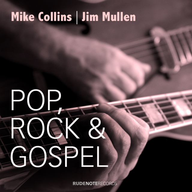 Cover pic for Mike Collins | Jim Mullen Pop, ROck & Gospel album