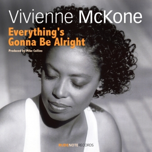 "Cover pic for Vivienne McKone song, ""Everything's Gonna Be Alright"""